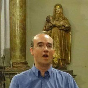 Chantant à St-Exupère en juin 2014 - profil FaceBook