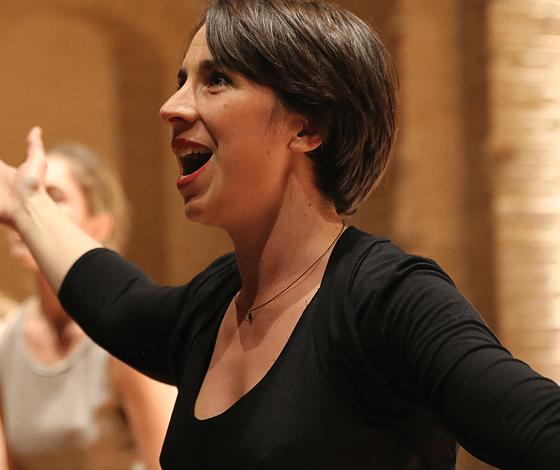 Ensemble Les Conférences Vocales Laetitia Toulouse