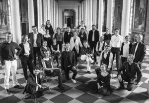 Ensemble Les Conferences Vocales Laetitia Toulouse Salles des Colonnes Hotel-Dieu mai 2018