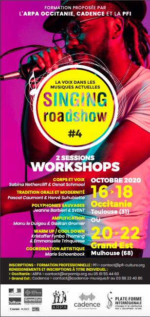Singing roadshow #4 : ÉVÉNEMENT ANNULÉ/REPORTÉ
